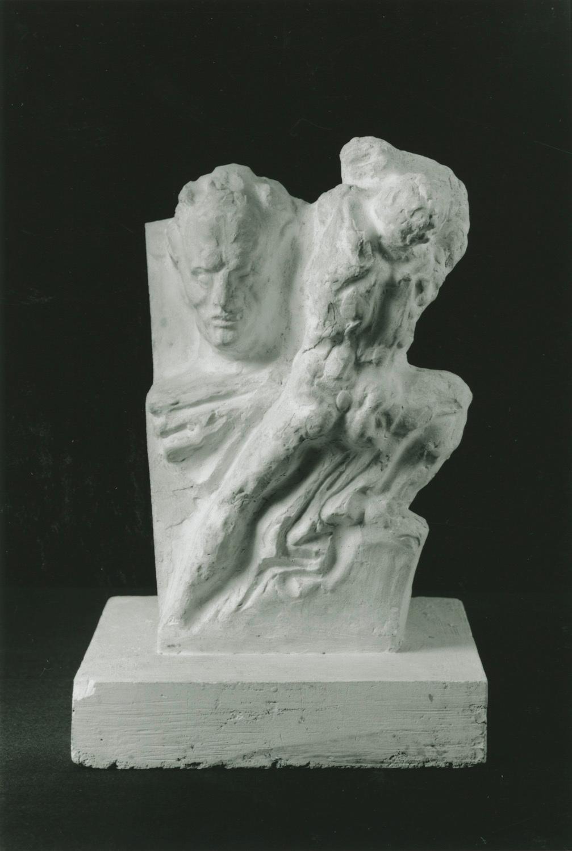 Entwurf zum Gustav Mahler-Denkmal