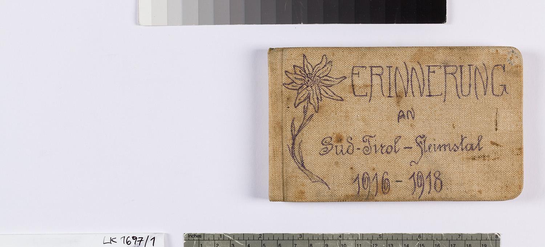 Erinnerung an Südtirol - Fleimstal 1916-1918
