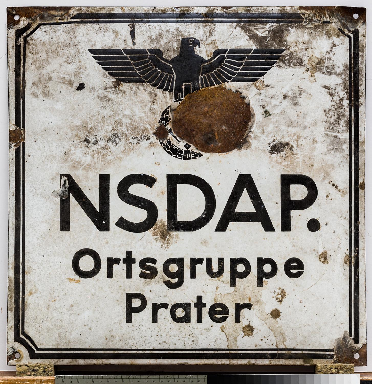 NSDAP Ortsgruppe Prater