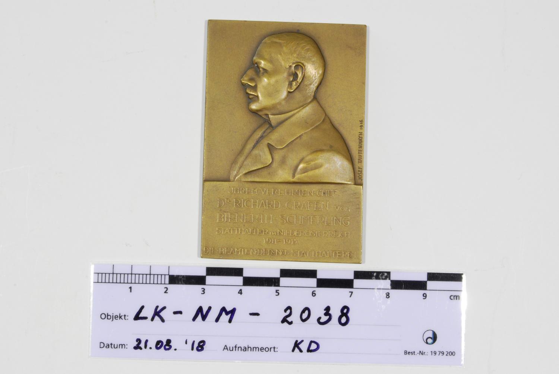 Dr. Richard Graf von Bienerth-Schmerling