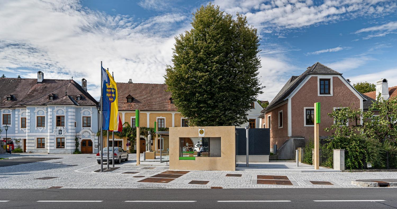 Platzgestaltung / Emmersdorf