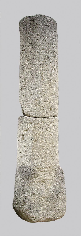 Meilenstein des Kaisers Antoninus Pius