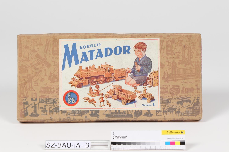 Matador Baukasten