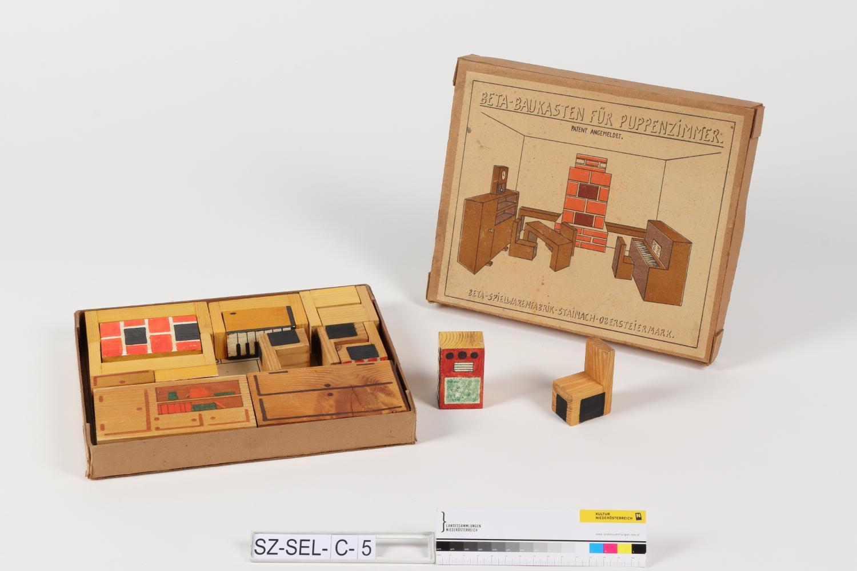 Baukasten für Puppenzimmer