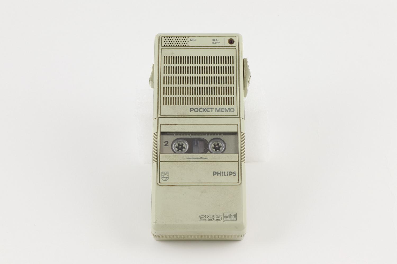 Pocket-Memo-Diktaphon Philips