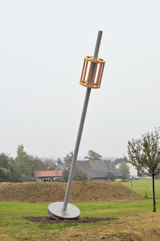 Denkmal für die Wassermühlen in Roseldorf bei Sitzendorf