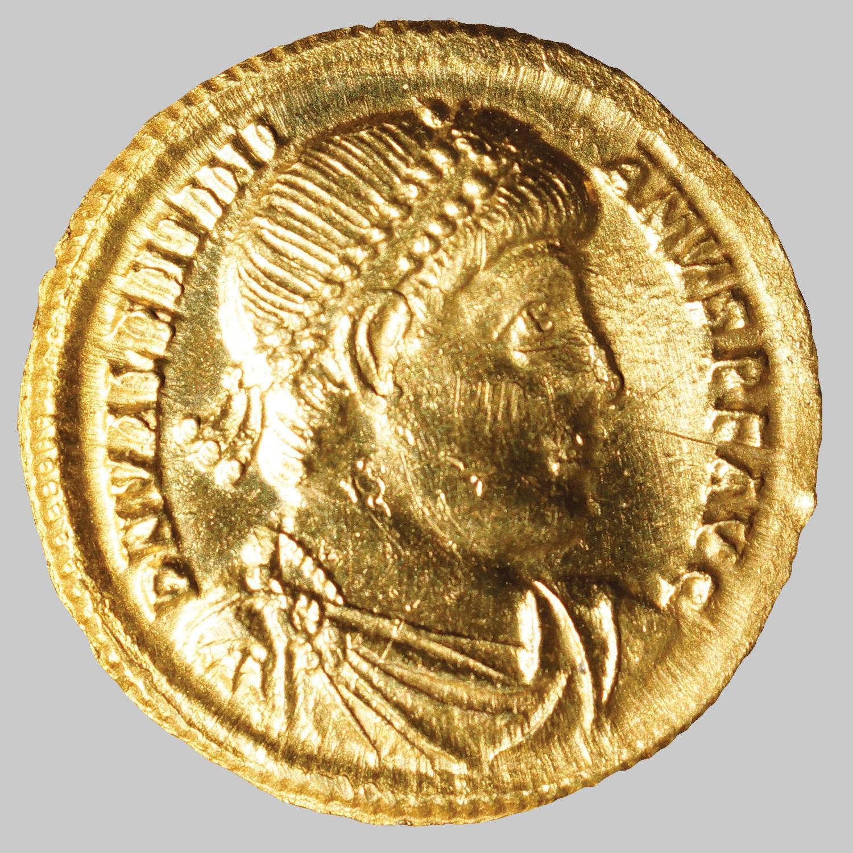 Solidus des Valentinianus I