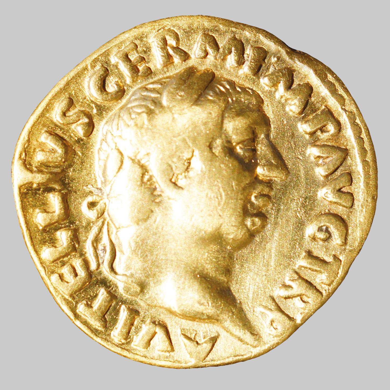 Aureus des Vitellius