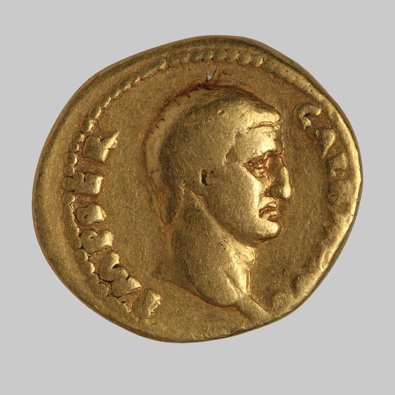 Aureus des Galba