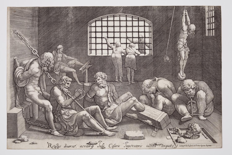 Darstellung der Folter