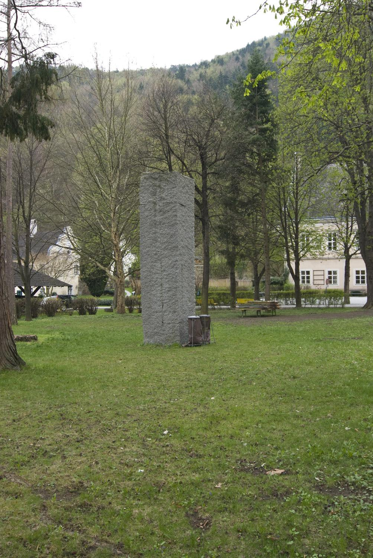 Skulptur / Spitz a. d. Donau