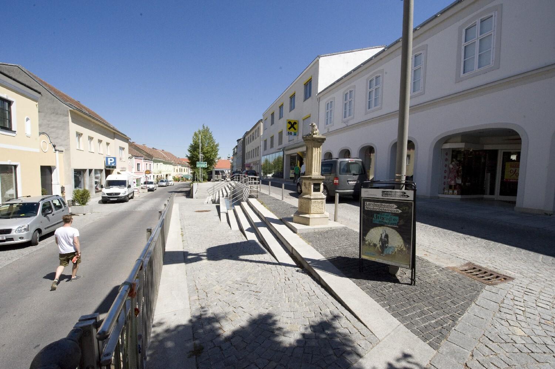 Platzgestaltung / Neulengbach